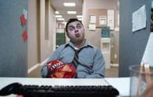 "Doritos ""Cubicle"